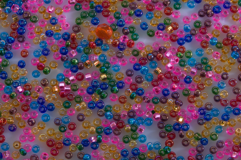 Happz Day - Rocaille Bead Mix