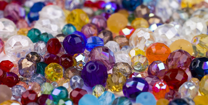 Image result for Czech glass beads
